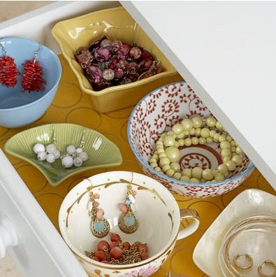 Jewelry Holders via Pinterest