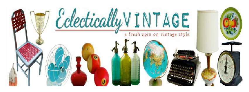 Eclectically Vintage Feature