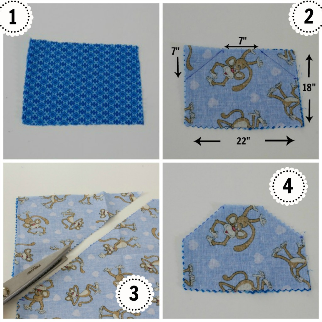 Toddler Apron Tutorial