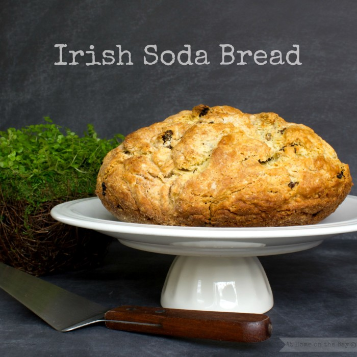 Irish Soda Bread: At Home on the Bay