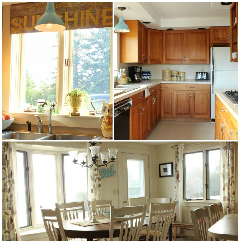 Kitchen: At Home on the Bay