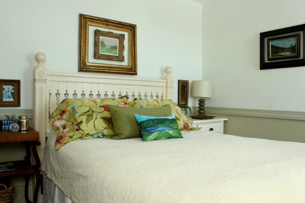 Master Bedroom: At Home on the Bay