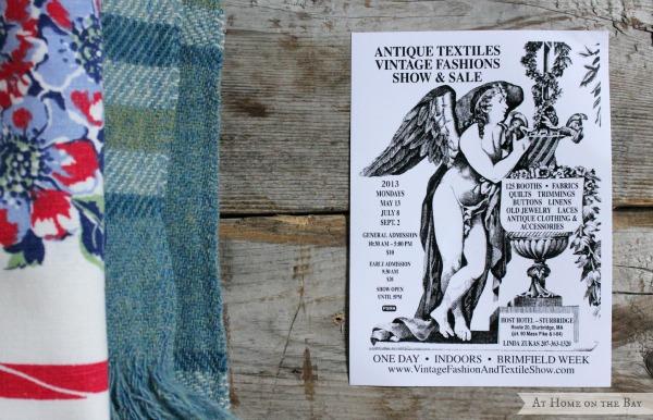 Vintage Textile Show