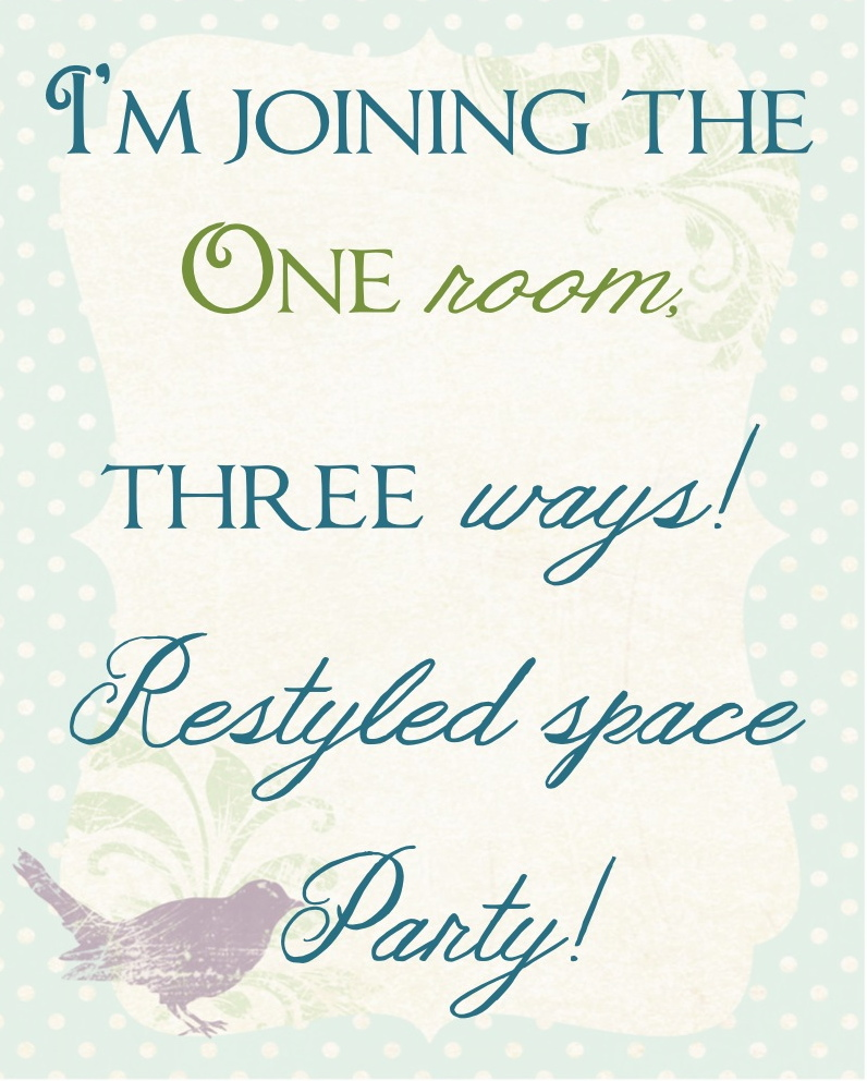 One Room, Three Ways – The Link Party