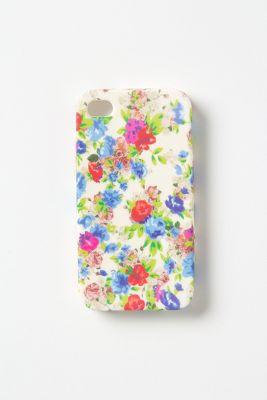 floral iphone4 case 24.00