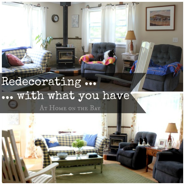 Patty and Jimmy: Redecorating with What You Have