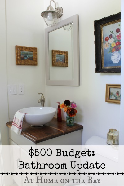 Bathroom Updates On A Budget - Bathroom updates on a budget