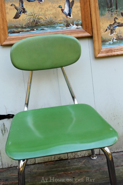 thrifty finds - chair