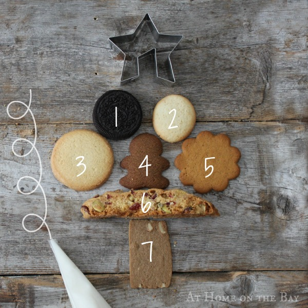tips on turning store bought cookies into holiday treats