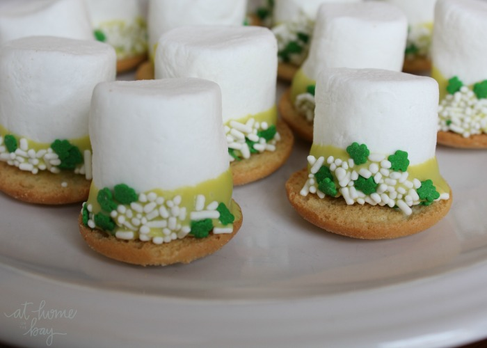 irish cream marshmallow treats recipe
