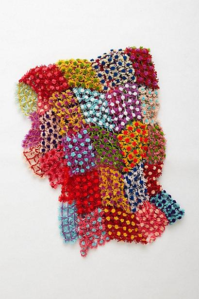 Anthropologie - daisy patchwork throw2