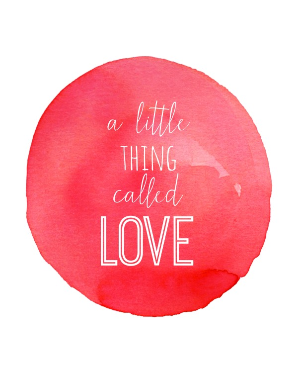 Little Thing Called Love