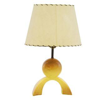 table lamp from Chairish