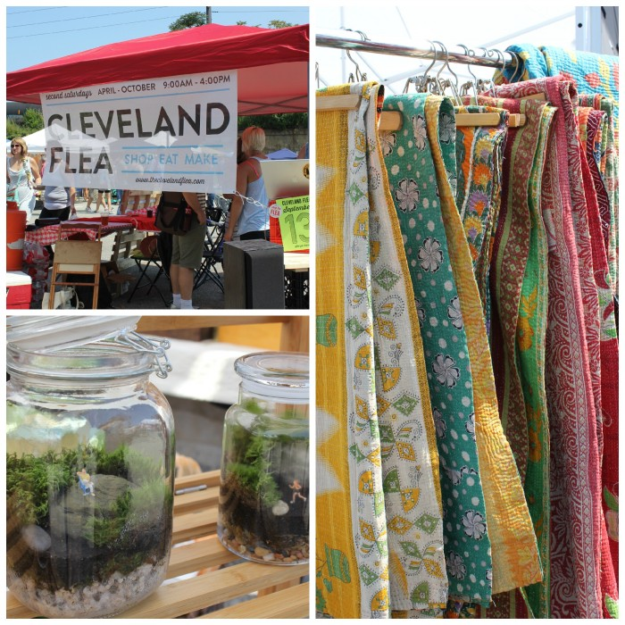 Cleveland Flea - Out and About