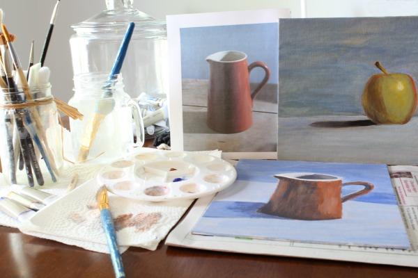 Fabulous Free Beginner Acrylic Painting Tutorials