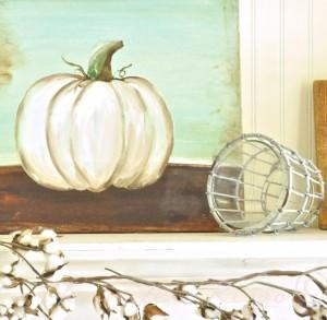 You can paint a pumpkin - Jennifer Rizzo