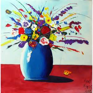 mont marte art - abstract flower explosion