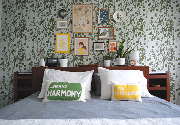Candace's Mid Century Modern Home Tour - Bedroom