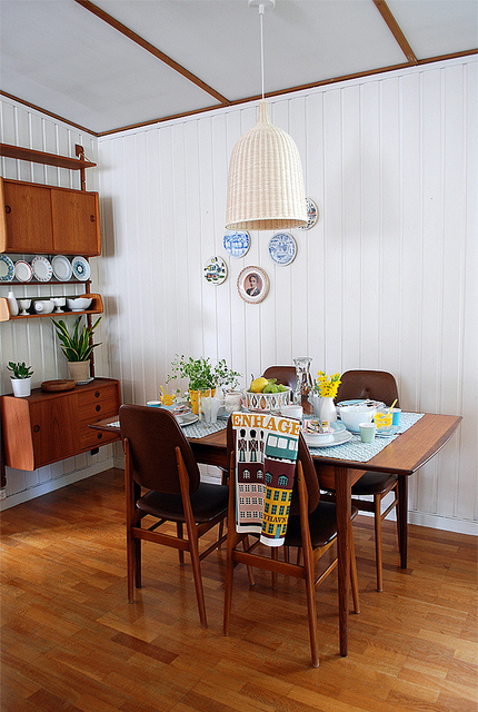 Candace's Mid Century Modern Home Tour - Dining Room