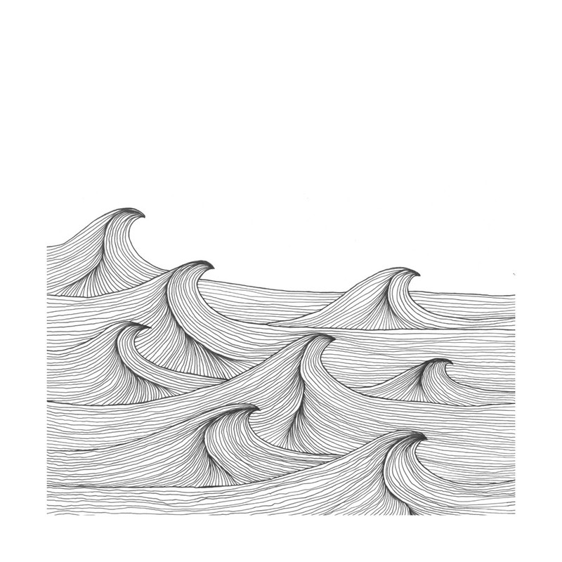 Drift Limited Edition Print by Naomi Earnest