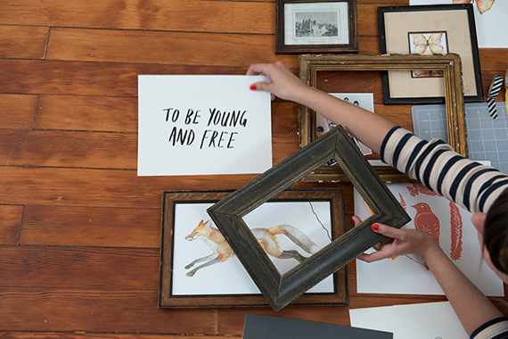how-to-create-an-art-gallery-wall-at-home-collect-materials (1)