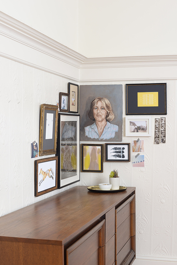 Creating an Eclectic Gallery Wall with Minted