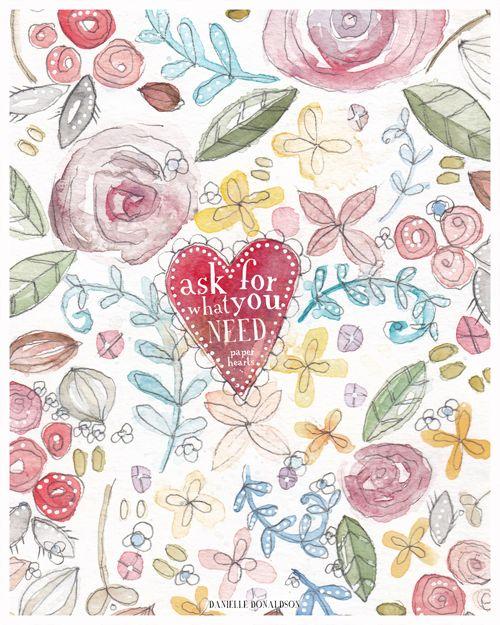Free Beautiful Valentine Printables 1