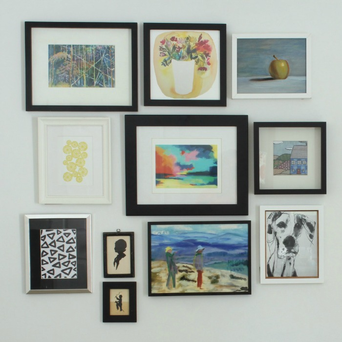 all about the gallery wall