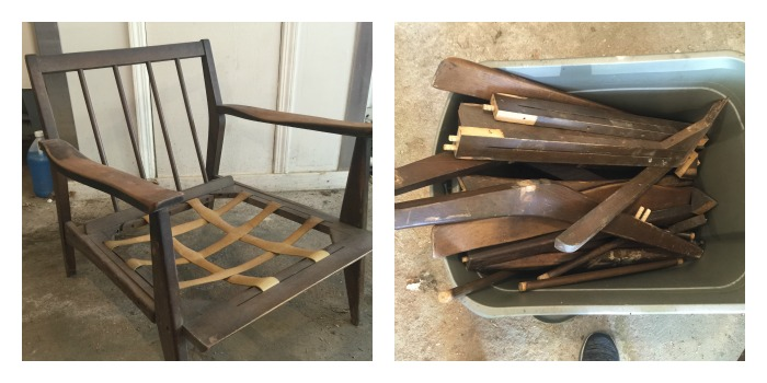 refinishing chairs