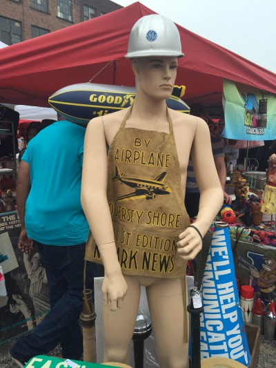 flea market curiosities
